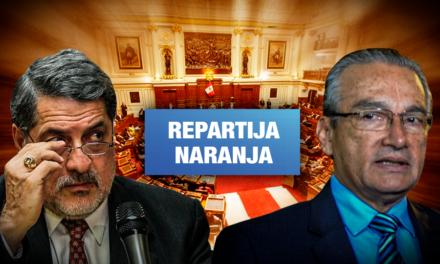 Alejandro Aguinaga y Ernesto Bustamante: cuestionados candidatos del fujimorismo para presidir Comisión de Salud