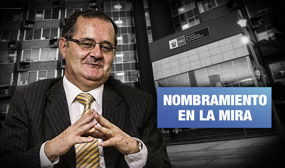 Polémica designación de excongresista Marco Falconí como jefe de  asesores en MTC
