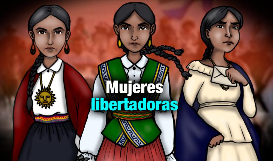 Las peruanas que forjaron la revolución e instauraron la República