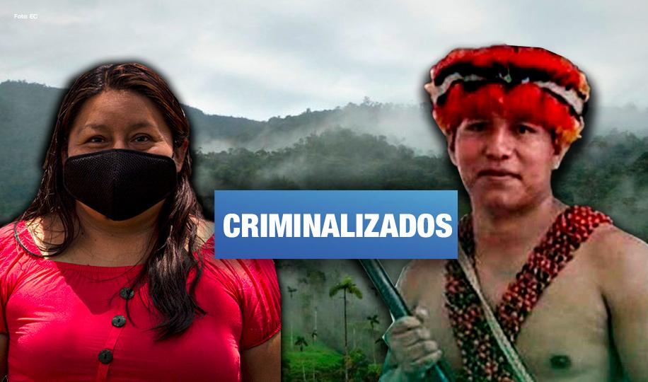 Pucallpa: Dos defensores awajún fueron detenidos por retener a presuntos mineros ilegales