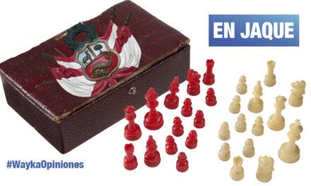 El ajedrez fallido de Guido Bellido,  por Laura Arroyo