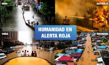 Informe científico de la ONU alerta consecuencias climáticas irreversibles en los próximos 30 años