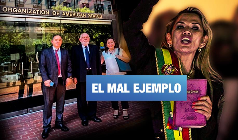 El golpe de Estado que inspiró a la derecha peruana y descalificó a la OEA, por Francesca Emanuele