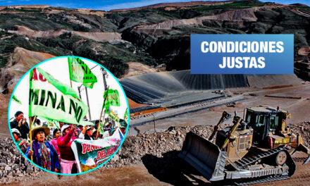 Especialistas y dirigentes discuten sobre la rentabilidad social en los proyectos mineros