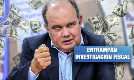 Caso Panamá Papers: Defensa de López Aliaga obstruyó pericias a su patrimonio