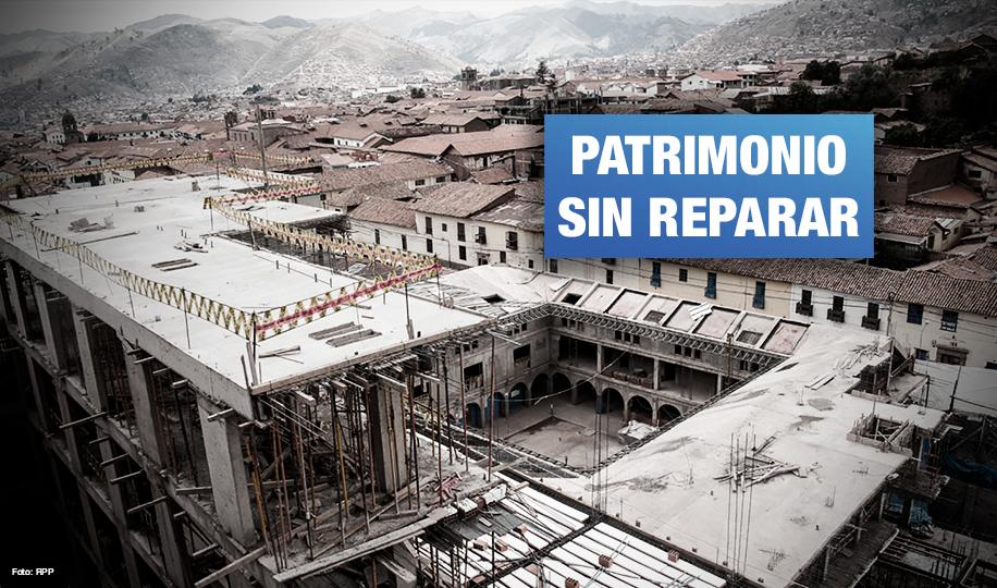 PJ y Mincul frenan demolición del hotel Sheraton y restitución de muros incaicos del Cusco