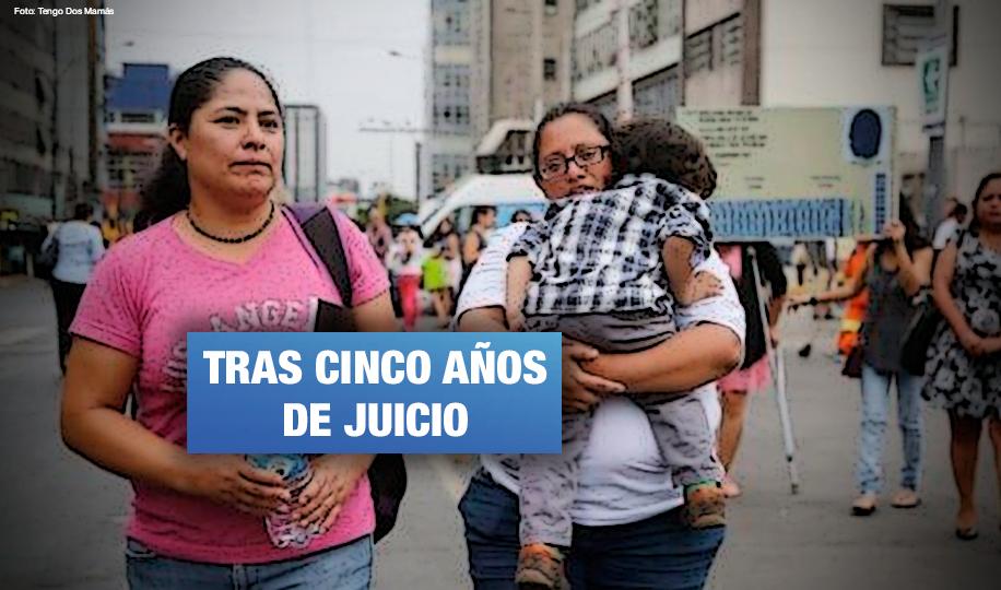 Exigen que Poder Judicial resuelva si RENIEC debe reconocer que niño tiene dos mamás
