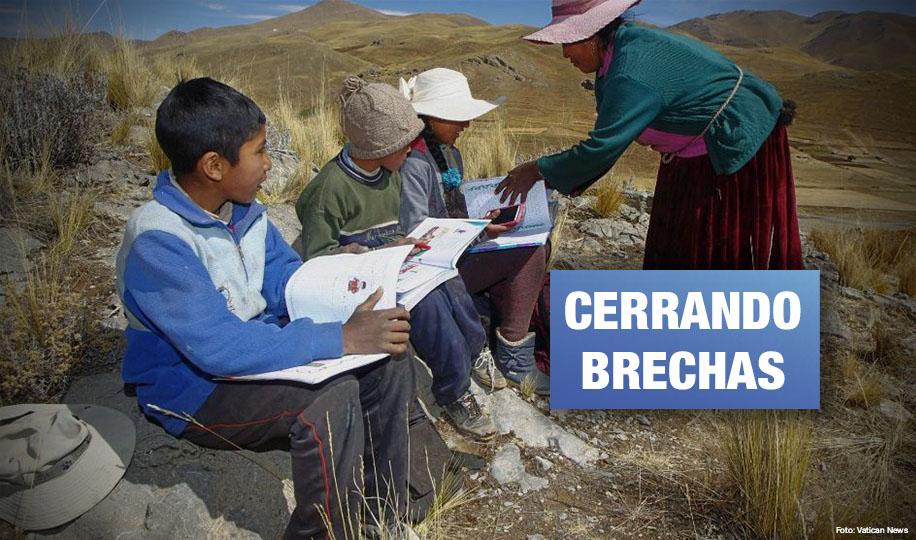 ProfeChat: Una alternativa para reforzar la educación remota en zonas rurales