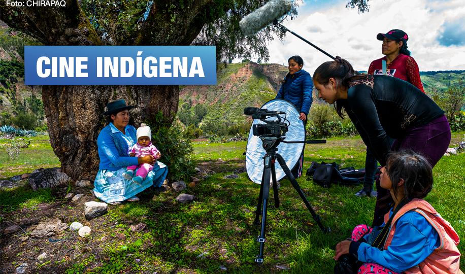 Festival proyectará cortos documentales producidos por mujeres indígenas