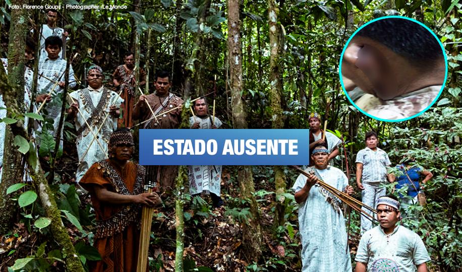 Defensores ambientales siguen en peligro: atacan a indígena kakataibo que se enfrenta al narcotráfico