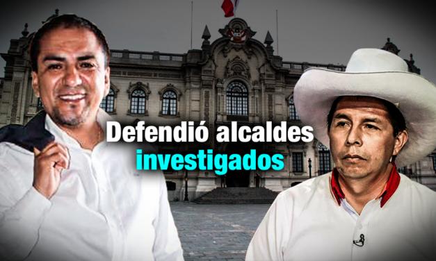 Oscar Cabrera, el asesor presidencial con una cartera de clientes acusados de corrupción