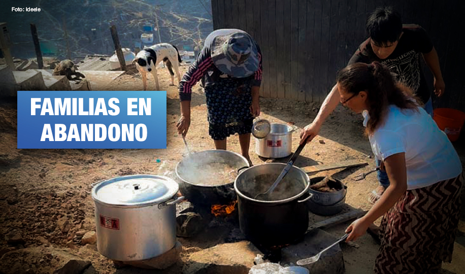 Casi 70% de municipios a nivel nacional no entregaron víveres destinados a ollas comunes
