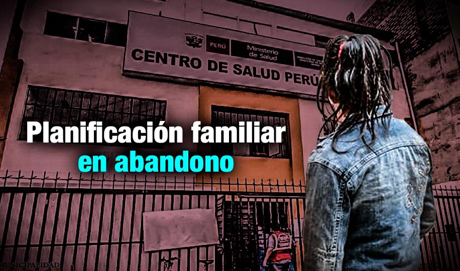 Embarazo adolescente: Perú invierte 10 céntimos por persona en prevención
