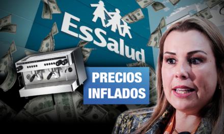 EsSalud gastó más de medio millón de soles en cafetera y sillones durante gestión de Molinelli