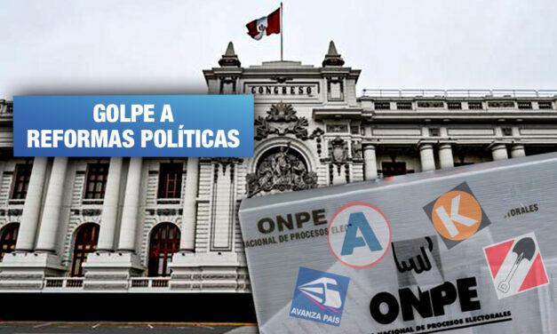 ¿Qué buscan algunas bancadas del Congreso al suspender elecciones primarias?, por Fernando Tuesta