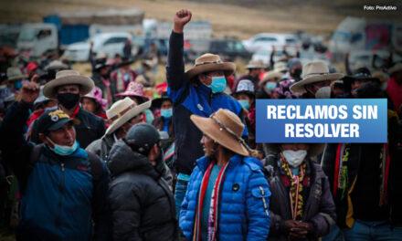 Chumbivilcas retoma protestas por inacción del Gobierno en mesa de diálogo