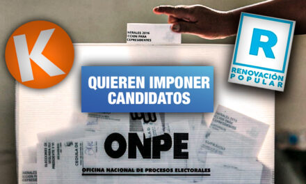 Proponen que no se realicen elecciones primarias para comicios de 2022