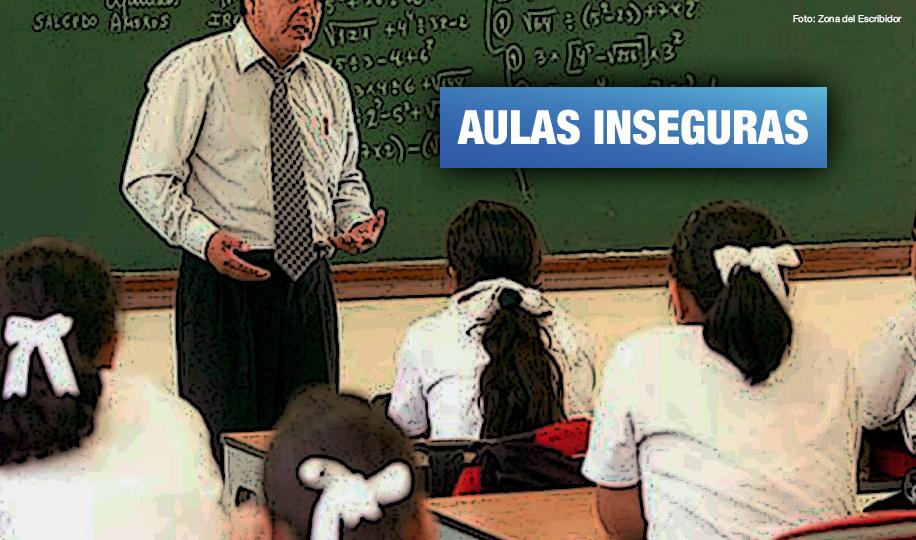 Denunciados por violencia sexual siguen enseñando en colegios de Ayacucho