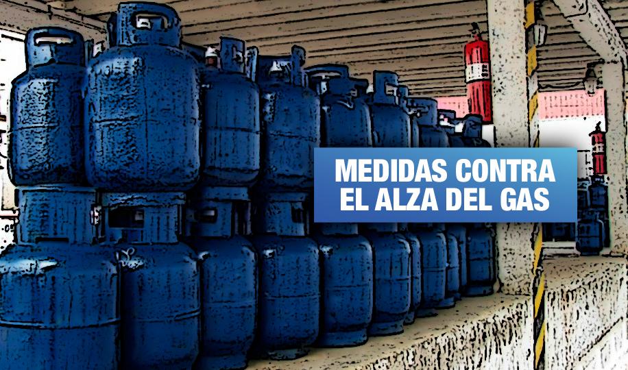 GLP será  contemplado dentro del Fondo de Estabilización de Precios de Combustibles