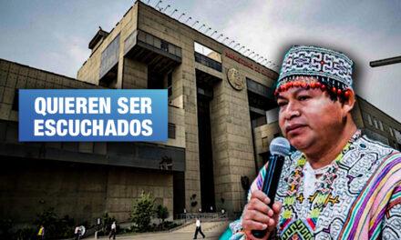 Pueblos indígenas y amazónicos demandan representación en Ministerio de Cultura