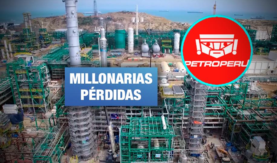 PetroPerú: Contraloría detecta pérdida de S/1 115 millones en refinería de Talara
