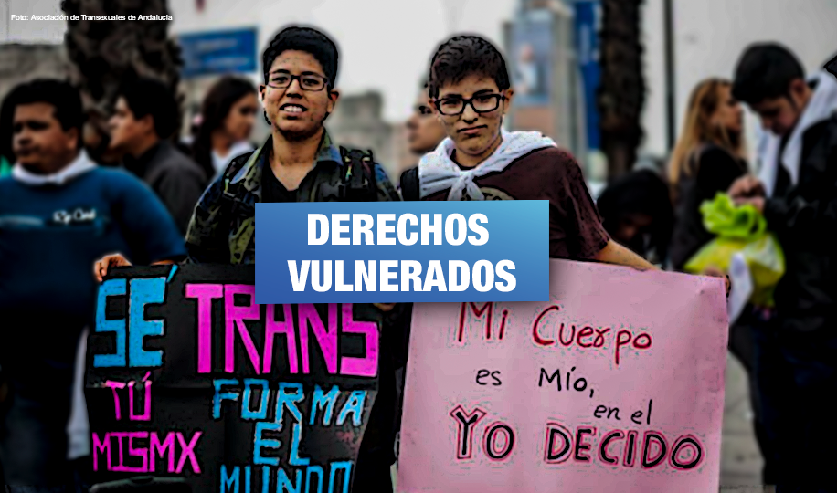 El 47% de trans masculinos y personas no binarias ha sido víctima de violencia sexual
