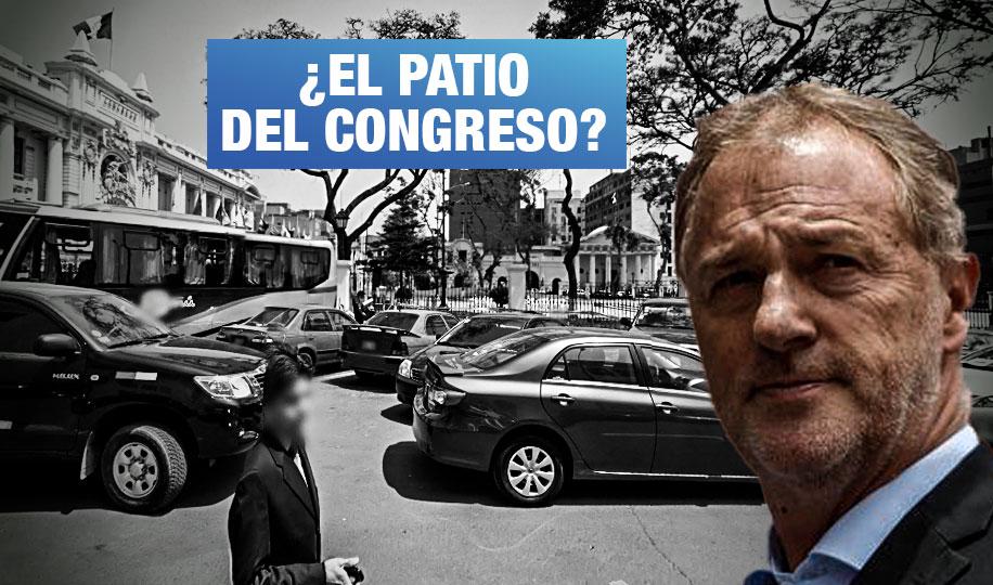 Exigen liberar la Plaza Bolívar, convertida en parque privado de congresistas