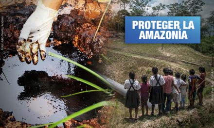 Ante la crisis climática, líder indígena peruano hace un llamado para que empresas extractivas de EE.UU y Canadá respeten derechos de pueblos originarios y no contaminen