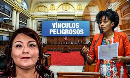 Rosangella Barbarán contrató como asesora a implicada en quema de fujirifas de Keiko