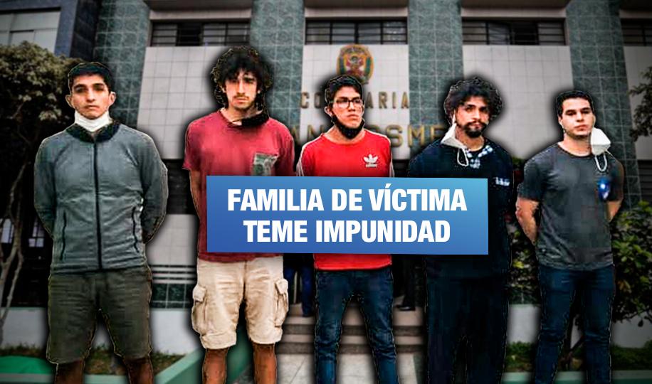 La Manada de Surco será liberada en noviembre si jueza no dicta sentencia