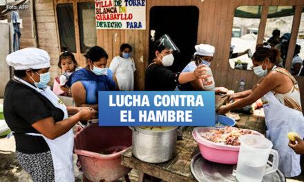 Ollas comunes se reúnen con premier Mirtha Vásquez para pedir declaratoria de emergencia alimentaria