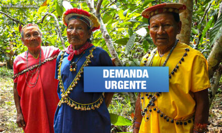 Comunidad Secoya exige que Gobierno reconozca su derecho a la propiedad sobre territorios ancestrales