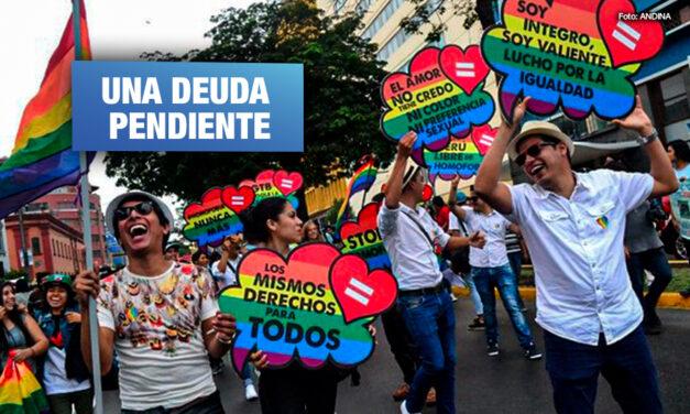Presentan proyecto de ley que reconoce el matrimonio entre personas del mismo sexo