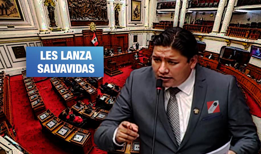 Congresista de Acción Popular busca modificar ley para que partidos no pierdan inscripción tras comicios 2022