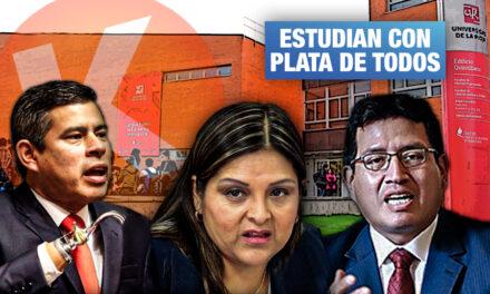 Fuerza Popular pagó maestrías y consultorías a excongresistas con fondos públicos