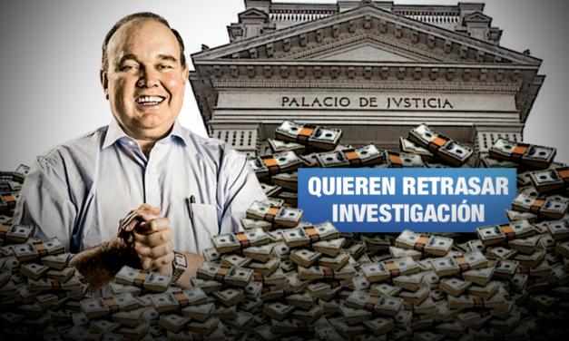 Caso Panamá Papers: Juzgado resolverá si anula pericias a cuentas offshore de López Aliaga